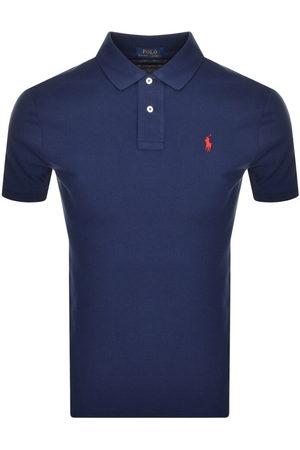 Ralph Lauren Men Polo Shirts - Custom Slim Fit Polo T Shirt