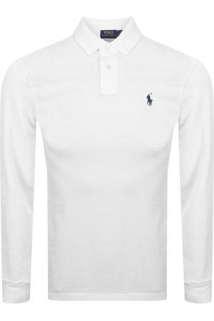 Ralph Lauren Men Long Sleeve - Long Sleeve Polo T Shirt