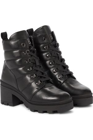 Bogner Women Ankle Boots - Belgrade quilted leather ankle boots