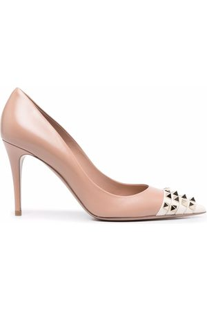 VALENTINO GARAVANI Women Heels - Rockstud Alcove 90mm pumps