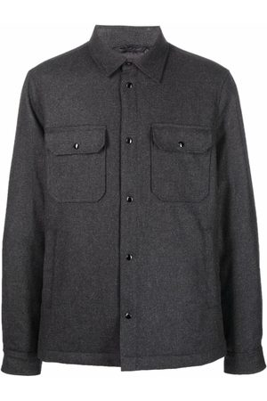 Woolrich Two-pocket button-up shirt jacket