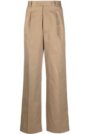 Maison Margiela Men Formal Pants - Wide-leg tailored trousers