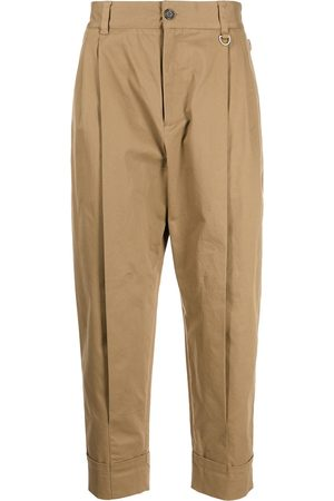 SONGZIO Formal Pants - Signature fold trousers