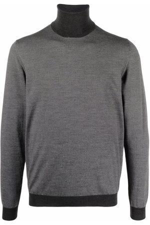 ZANONE Tonal roll-neck jumper