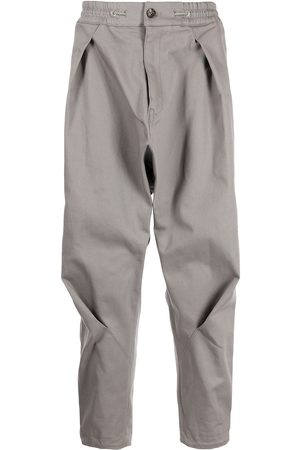 SONGZIO Formal Pants - Baggy tapered trousers