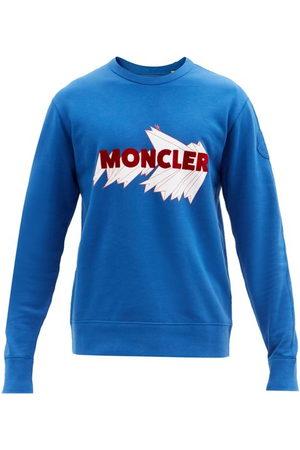 Moncler 1952 - Logo-appliqué Cotton-jersey Sweatshirt - Mens