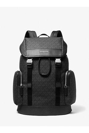 Michael Kors Men Backpacks - MK Hudson Logo Backpack - - Michael Kors