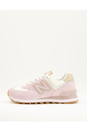 New Balance Women Sneakers - 574 sustainable sneakers in pastel