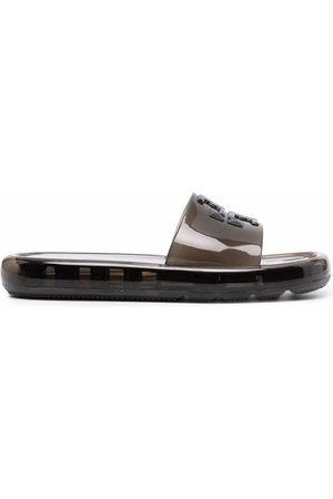 Tory Burch Women Thongs - Transparent sole slides