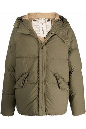 Ten Cate Men Winter Jackets - Concealed puffer jacket