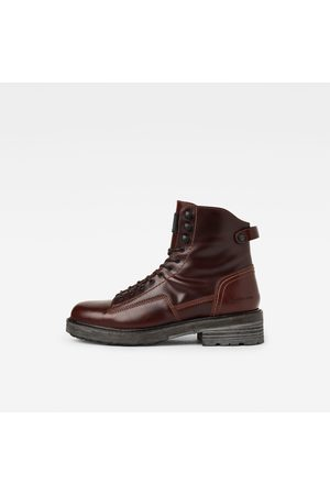 G-Star Roofer IV Mid Leather Boots