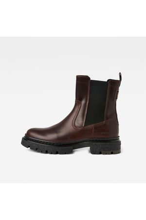G-Star Women Boots - Kafey Chelsea Leather Boots