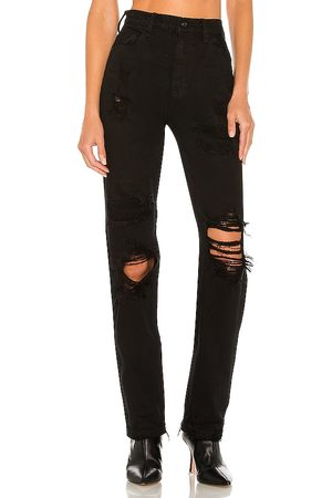 Free People CRVY Straight Shooter Jean in .