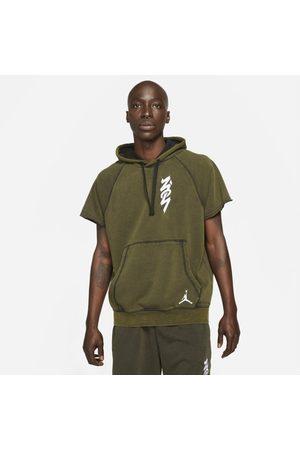 Nike Jordan Dri-FIT Zion Men's Cutoff Hoodie