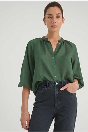WITCHERY Women Blouses - Gathered Blouse