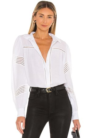 7 for all Mankind Women Shirts - Lace Shirt in .
