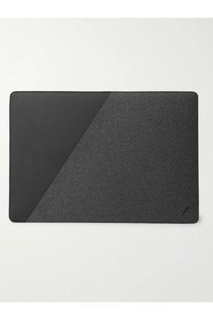 Native Union Stow Slim Canvas Laptop Case