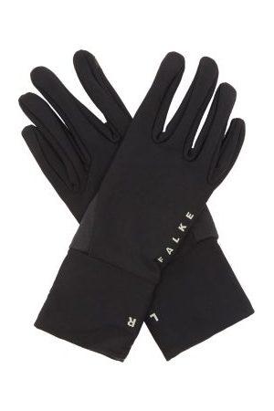 Falke Women Gloves - Logo-print Technical Gloves - Womens