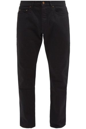 Saint Laurent Etienne Slim-leg Denim Jeans - Mens
