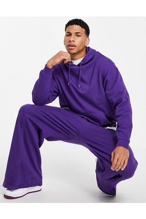 ASOS Men Hoodies - Co-ord oversized hoodie in