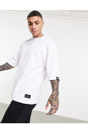 adidas Adidas utility T-shirt with patch detail in