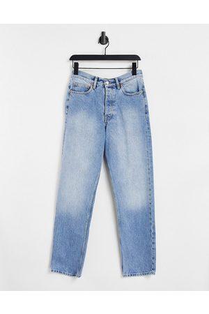 Dr Denim Dash straight jeans in light wash