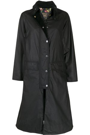 Barbour Oversized button-up mid-length coat