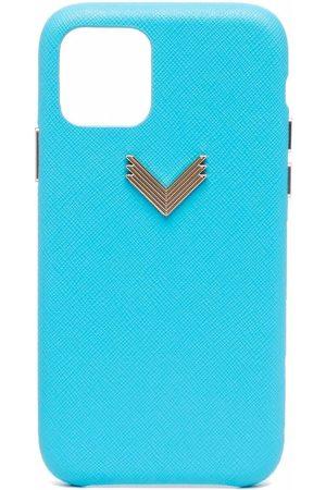 Manokhi Logo-plaque iPhone 11 Pro case