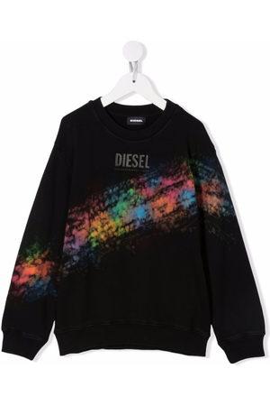 Diesel Logo-print jumper