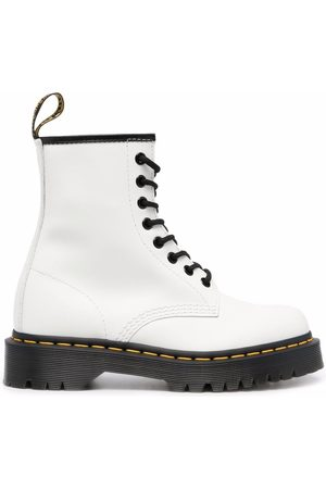 Dr. Martens 1460 lace-up leather boots