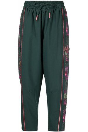 PUMA Women Joggers - Side floral print track pants