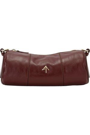 MANU Women Shoulder Bags - Cylinder bag