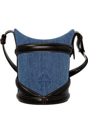 Alexander McQueen The Curve small bag