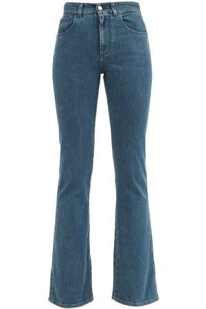 Chloé High-rise Flared-leg Jeans - Womens - Denim