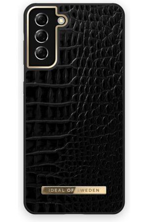 IDEAL OF SWEDEN Phone Cases - Atelier Case Galaxy S21 Plus Neo Noir Croco