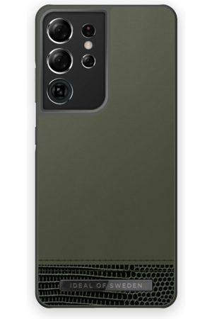 IDEAL OF SWEDEN Phone Cases - Atelier Case Galaxy S21U Metal Woods
