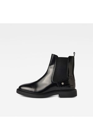 G-Star Women Boots - Vacum Chelsea Box Leather Boots