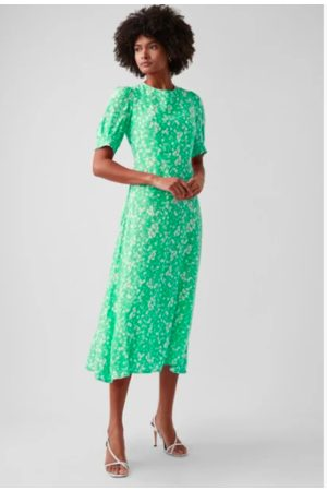 Great Plains Women Dresses - Ditsy Round Neck Dress