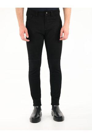 SALVATORE SANTORO Men Leather Pants - Leather trousers
