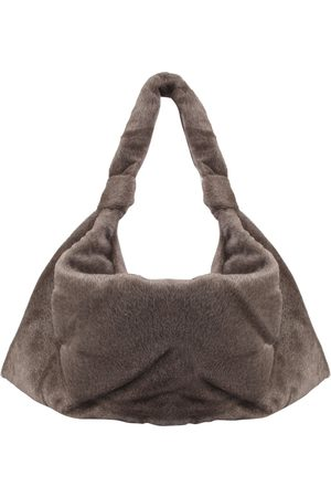 LEMAIRE LARGE HAIRY TOTE BAG