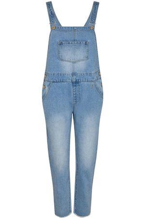 Sofie Schnoor Women Jeans - Dungarees in Light Denim 213240 XS