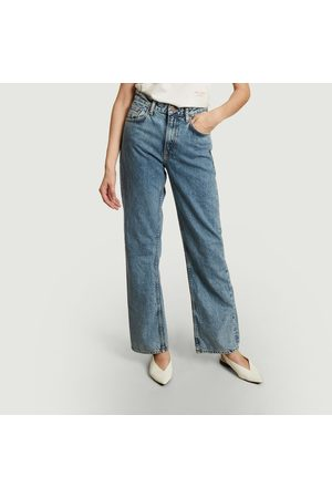 Nudie Jeans Women Jeans - Jeans Clean Eileen in Gentle Fade