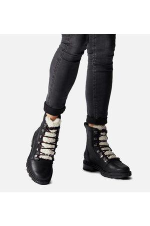 sorel Lennox Lace Cozy Waterproof Boots