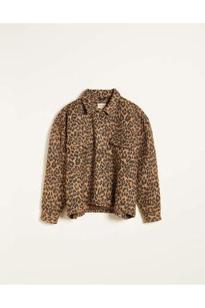 Bellerose Women Outdoor Jackets - Parrish Jacket Leopard