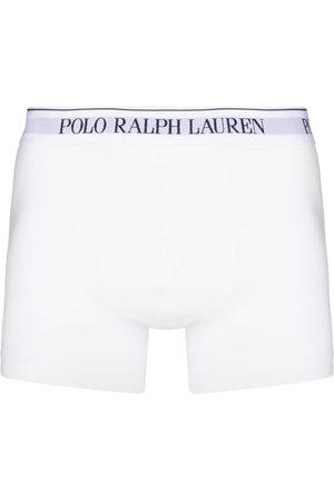 Polo Ralph Lauren 3 pack logo print trunks