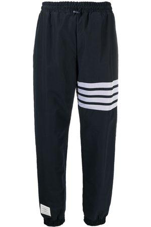Thom Browne Women Joggers - 4-Bar Stripe shell track pants