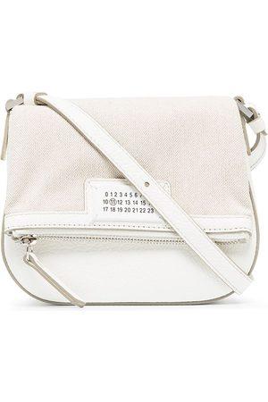 Maison Margiela Women Shoulder Bags - Mini 5AC leather shoulder bag