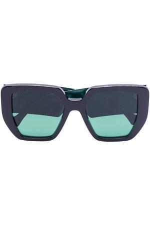 Gucci Women Sunglasses - Oversized square frame sunglasses