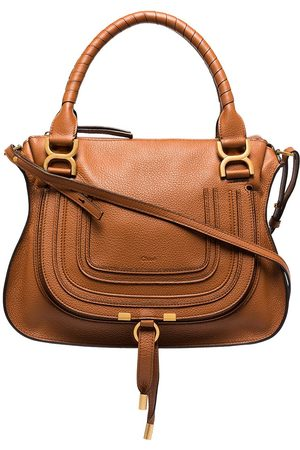 Chloé Marcie leather tote bag