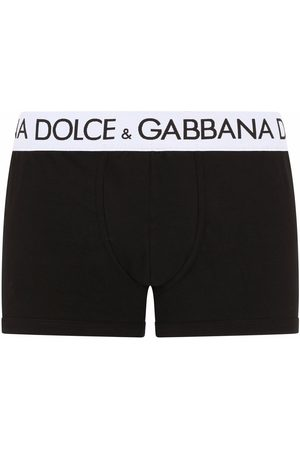 Dolce & Gabbana Logo-waistband stretch briefs